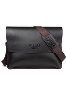 Túi đeo chéo Polo Videng-PL09 (Nâu)