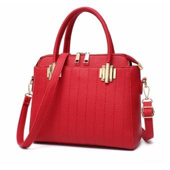 Túi xách tay nữ da cao cấp Letin T68-HR-2A2 ĐỎ