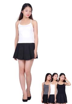 Bộ 4 áo 2 dây thời trang Nữ SALOME FASHION