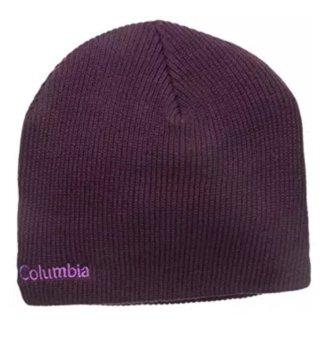 Mũ (nón) len tím nữ Columbia Women's Whirlibird Watch Cap Beanie (Mỹ)