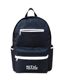 Ba lô thời trang KiTy Bags 066 (Đen)