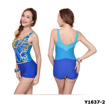 Bộ liền Yingfa Y1637-2 (xanh)