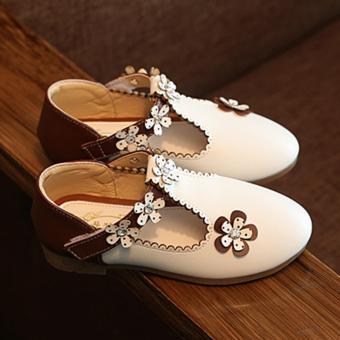Giày công chúa Z-28 (Trắng)