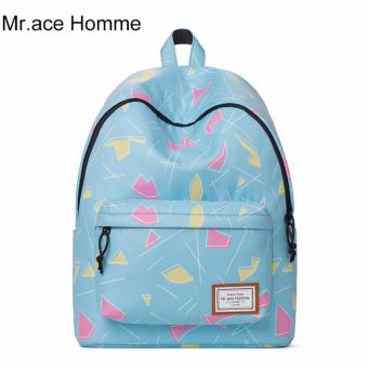Balo Thời Trang Mr.ace Homme MR17A0499B01 / Xanh da trời