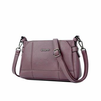 Túi xách nữ cao cấp phong cách sang trọng AIB058 (Khoai môn) - 4081134
