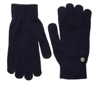 Găng tay len navy nam có thể dùng thiết bị cảm ứng Timberland Men's Magic Glove with Touchscreen Technology (Mỹ)