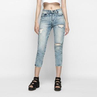 Quần Jeans Boyfriend Rách