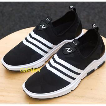 Giày Sneaker Slip on thể thao nam Gapuky B603