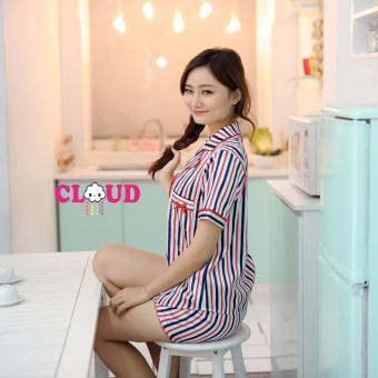 Pyjama Lụa CLOUD HN20
