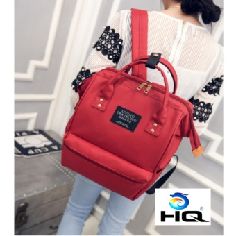 Ba Lô thời trang phong cách Hàn Quốc HQ 80TU30 2(đỏ)