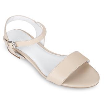 Giày đế thấp Royal Walk màu nude