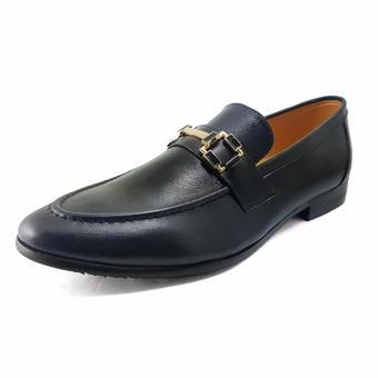 Giày Lười Nam Ensado HQ-A60 (Đen)