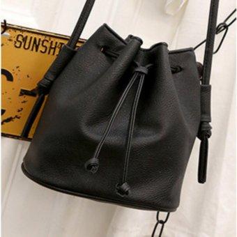 Túi nữ thời trang phong cách Hàn Quốc HQ 9TU54 1(đen)
