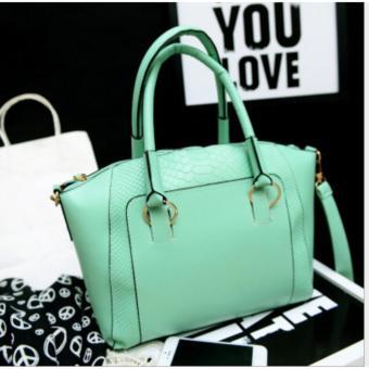 Túi xách nữ thời trang LOVELY (XANH)