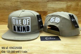 CAP ONE OF A KIND ( GREY )