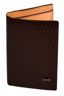 Money Wallet (Dark Brown) - Intl