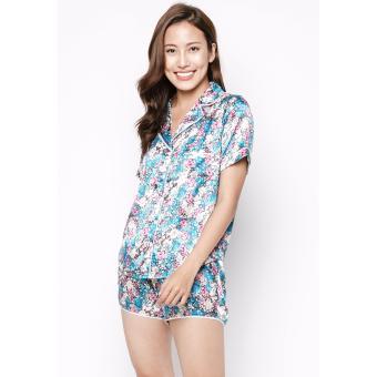 Pyjama Lụa Cao cấp CLOUD_HN36