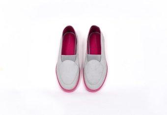 Giày nữ thời trang ANANAS 40115 (Xám)