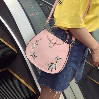 Women Messenger Bags Slim Crossbody Shoulder Bags Handbag Small Body Bags PK - intl
