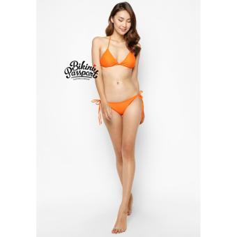 Bikini cơ bản tam giác - Cam