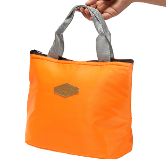 Travel Tote Picnic Outdoor Thermal Insulated Lunch Carry Bag Storage Container - Intl