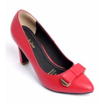 Giày cao gót FA934 - Đỏ
