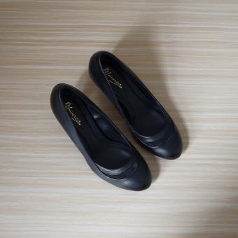 Giày cao gót UNI 0716 (Đen)