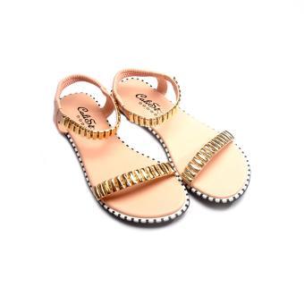 Giày xăng đan Lopez Cute D116 (Hồng)
