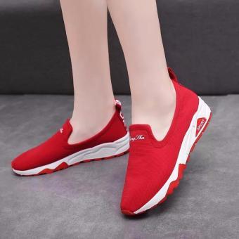 Giày Mọi Thời Trang Nữ Sport - LN1258 - Đỏ