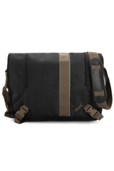 Túi đeo xéo Ronal 17 (Đen đồng)