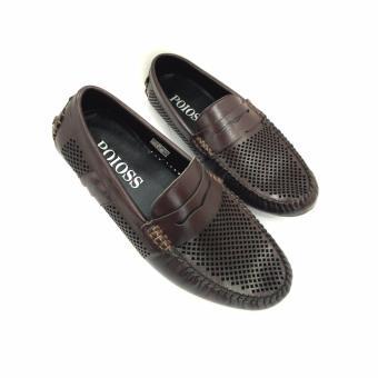Giày rọ da mềm kiểu dáng trẻ trung AD133NN