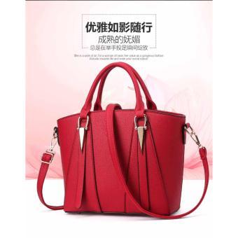 Túi xách thời trang nữ dễ thương TM034 (Đỏ)