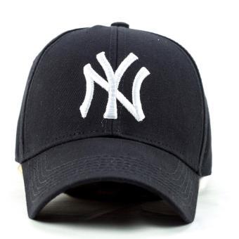 Nón Lưỡi Trai Thời Trang New York Julie Caps & Hats JLC171DNY - ĐEN