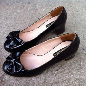 Giày cao gót búp bê DL1118