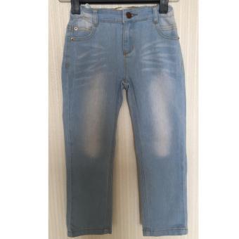 Quần Jeans Bé Trai Somy Kids 4-8t (Xanh bạc)