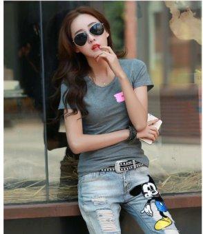 Áo thun body cá tính fashion bd92 Trần Doanh