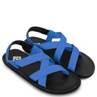 Giày Sandal nữ DVS WF019 (Xanh dương)