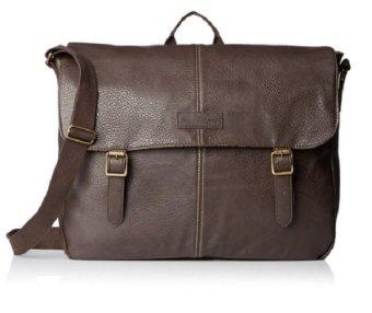 Túi đeo vai đựng laptop 16'' nam Tommy Bahama Naples Messenger Bag (Nâu)