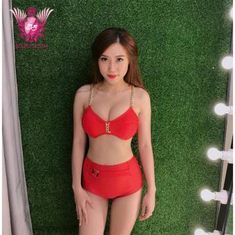 Đồ bơi nữ - Selina World - Bikini B08 (Đỏ)