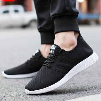 Giày Sneaker Thời Trang Nam Sodoha - GS0688 (Black).