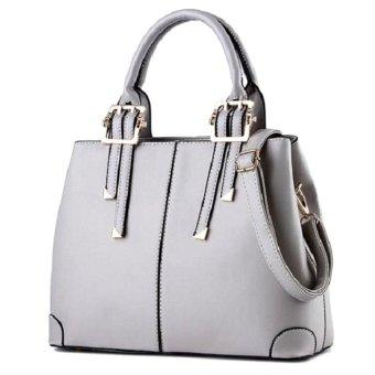 Túi xách nữ Dimon Letin Fashion Handbags T6868-11-270 (Xám)