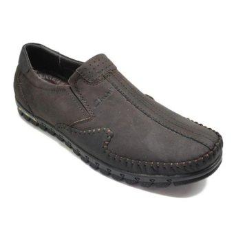 Giày mọi da mềm MO-44N