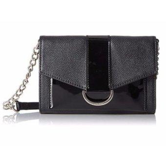 Túi xách cầm tay hoặc đeo vai nữ đen Nine West Pretty Little Things Aleksei (Mỹ)