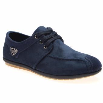 Giày Lười Nam Cột Dậy Hnp Gn049