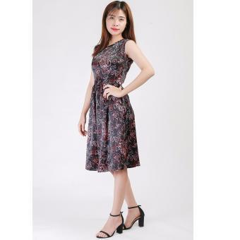 Đầm bông phi lụa cao cấp JasminRose