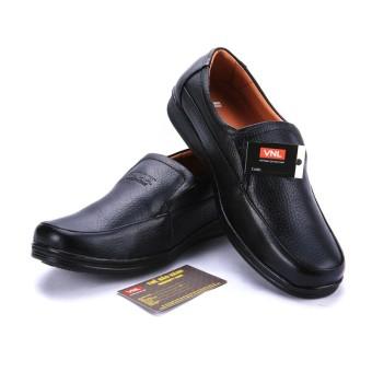 Giày tây nam công sở da thật cao cấp Da Giày Việt Nam VNLMT2A014D