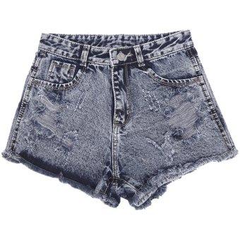 Quần Short Jeans rách nữ SoYoung FCB WM SHORTS 020 G