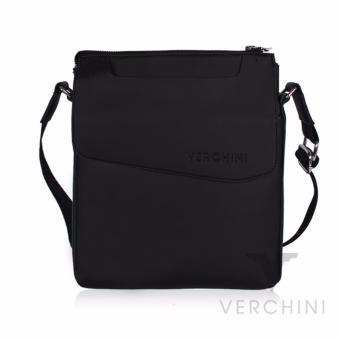 Túi xách nam Verchini màu đen 004362