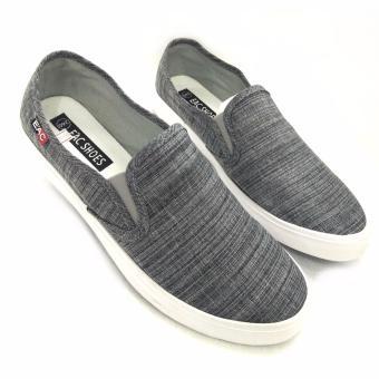 Giày lười vải cao cấp trẻ trung năng động AD123G