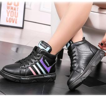 Giày Thể Thao Nữ Thời Trang Bomdo Bgtn111 (Đen)